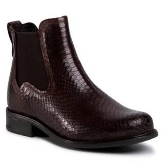 Členkové topánky Lasocki OCE-DESA-12 koža(useň) lícová