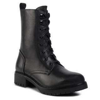 Šnurovacia obuv Gino Rossi RST-DTI740 koža(useň) lícová