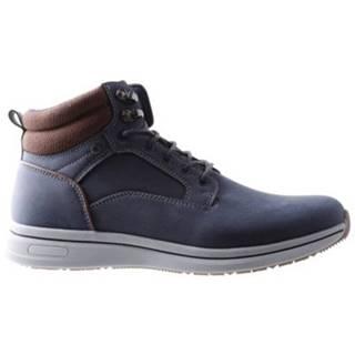 Šnurovacia obuv Lanetti MP07-91264-07 Ekologická koža/-Ekologická koža